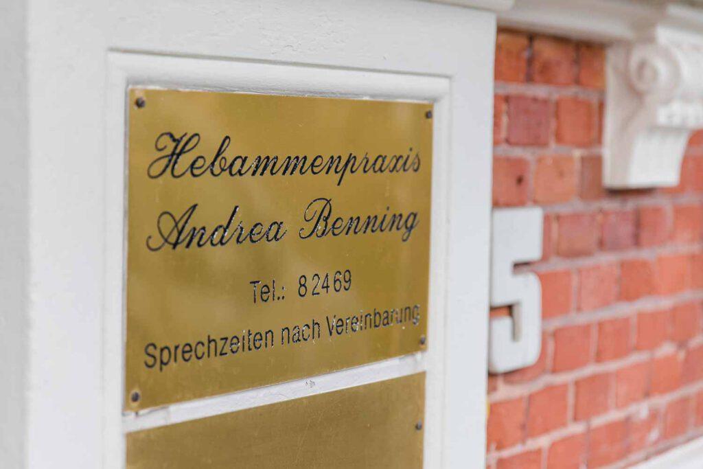 Hebammenpraxis Andrea Benning